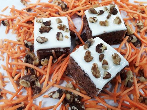 Carrotcake / worteltaart bestellen - Heavenly Chocolate