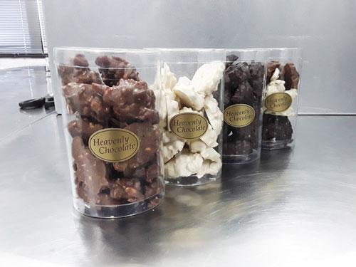 Pindarotsen bestellen - Heavenly Chocolate Breukelen