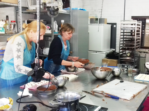 Workshop eclairs maken - Heavenly Chocolate