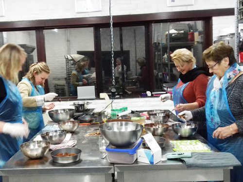 Workshop bonbons maken Breukelen - Heavenly Chocolate